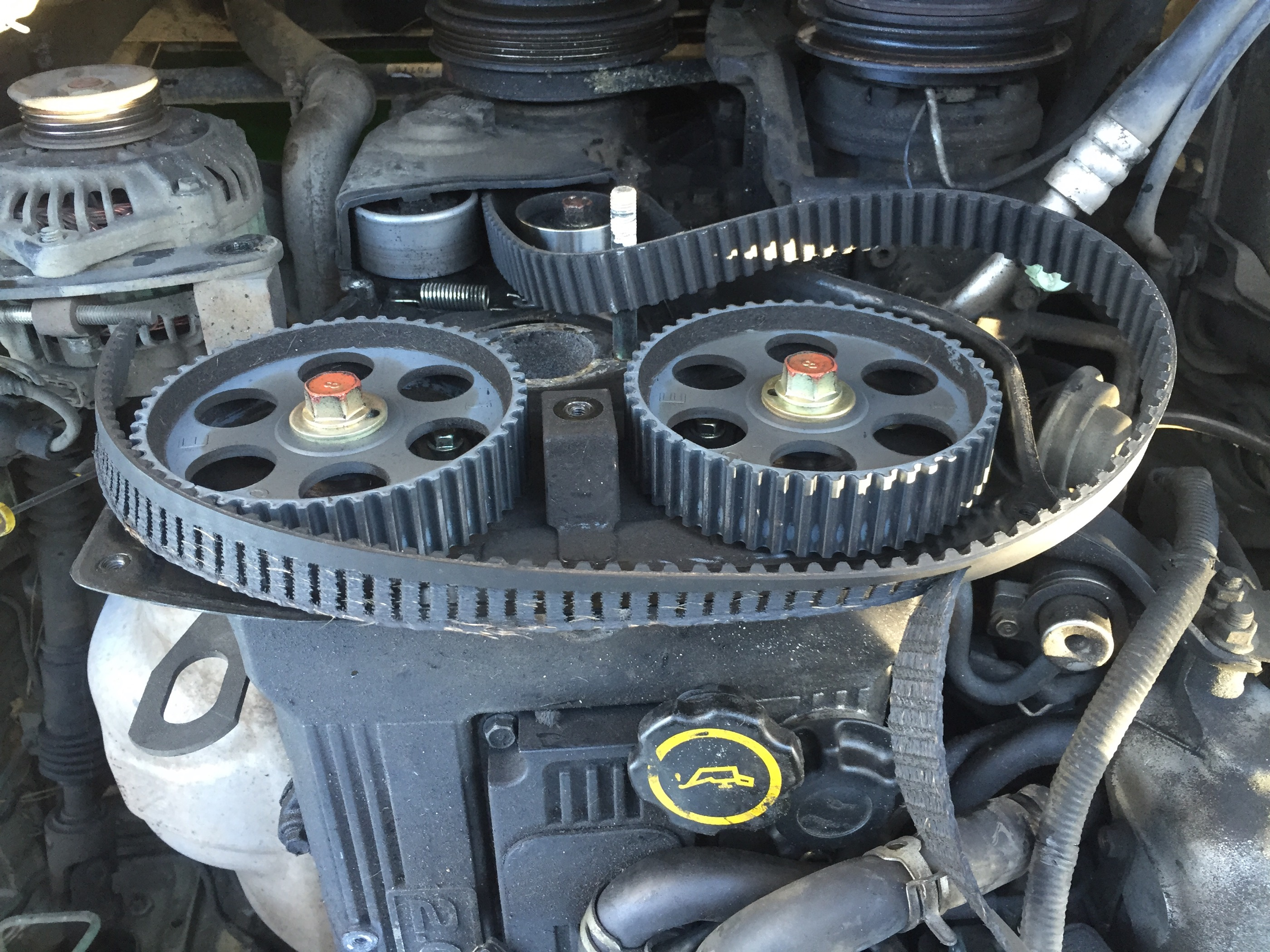 When To Change Timing Belt On Kia Carens Best 2018 Problem Optima 2001 Rio Replacement Mechanical